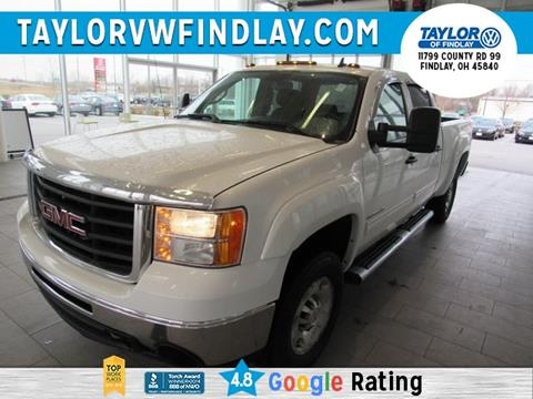 2010 GMC Sierra 2500HD for sale in Findlay, OH