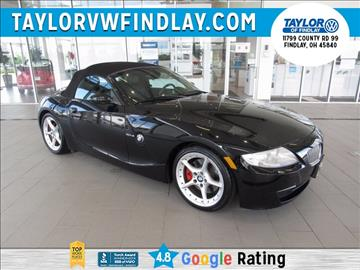 2007 BMW Z4 for sale in Findlay, OH