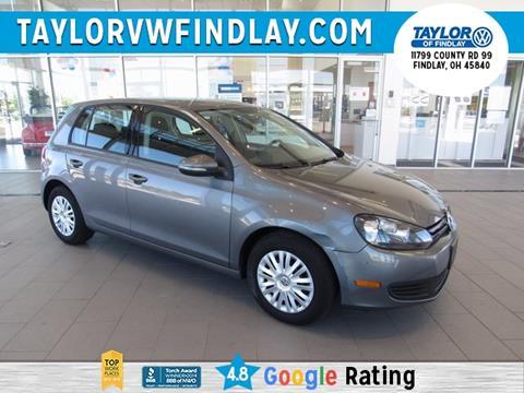 2014 Volkswagen Golf for sale in Findlay, OH
