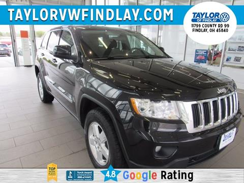 2013 Jeep Grand Cherokee for sale in Findlay, OH