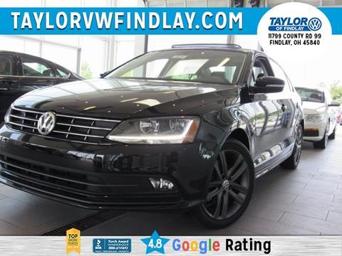 2018 Volkswagen Jetta for sale in Findlay, OH