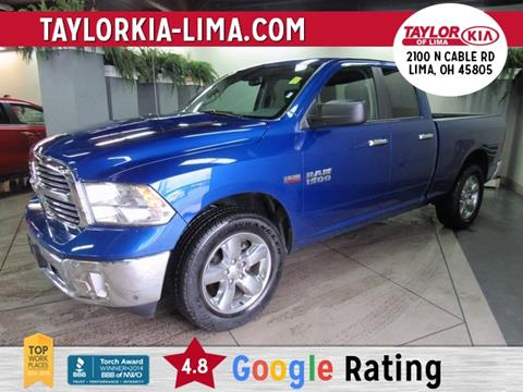 2016 RAM Ram Pickup 1500 for sale in Findlay, OH