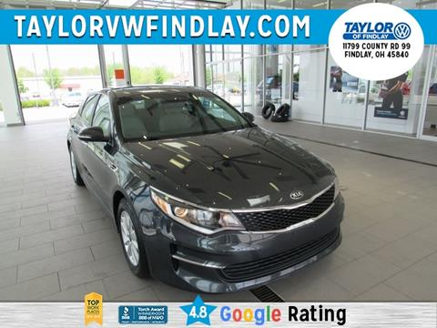 2016 Kia Optima For Sale In Findlay, OH