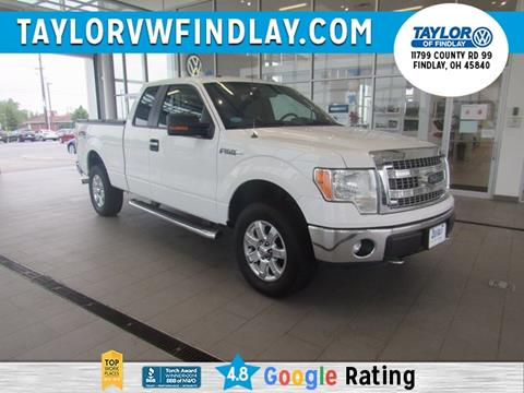 2013 Ford F-150 for sale in Findlay, OH