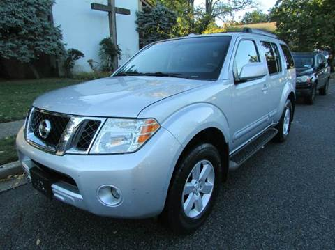 2008 Nissan Pathfinder for sale in Baldwin, NY