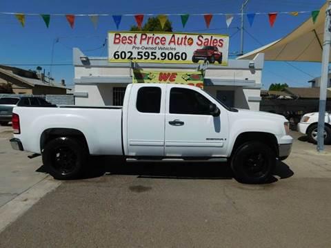 2007 GMC Sierra 1500 for sale in Phoenix, AZ