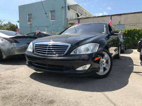2007 Mercedes-Benz S-Class for sale in Hallandale Beach, FL