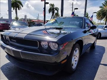 2010 Dodge Challenger for sale in Hallandale Beach, FL