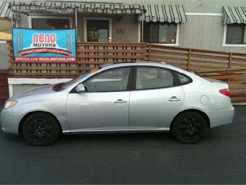 Hyundai elantra for sale for Sames red barn motors