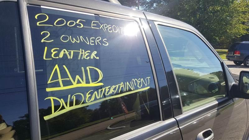 2005 Ford Expedition Eddie Bauer 4WD 4dr SUV - Hampton VA