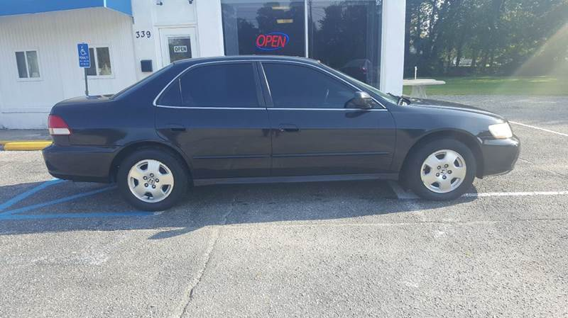 2002 Honda Accord EX V-6 4dr Sedan - Hampton VA