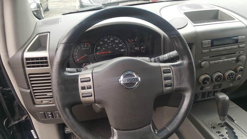 2004 Nissan Armada LE 4WD 4dr SUV - Hampton VA