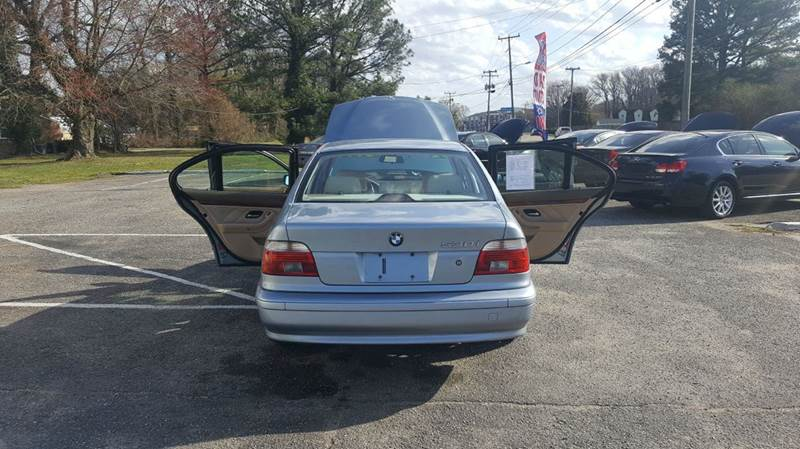 2002 BMW 5 Series 530i 4dr Sedan - Hampton VA