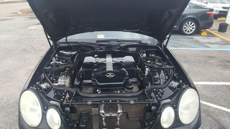 2003 Mercedes-Benz E-Class E500 4dr Sedan - Hampton VA