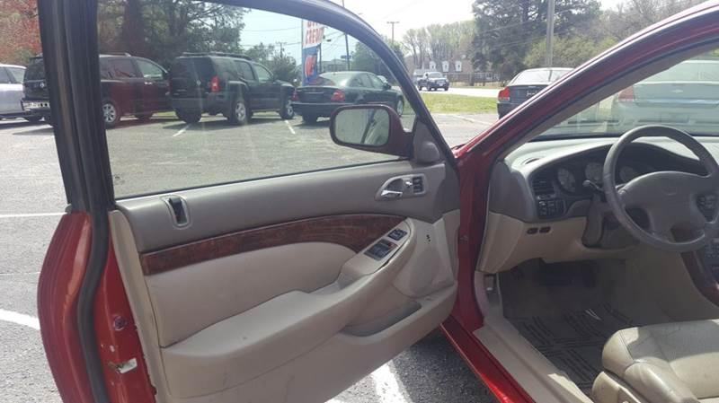 2001 Acura CL 3.2 Type-S 2dr Coupe - Hampton VA