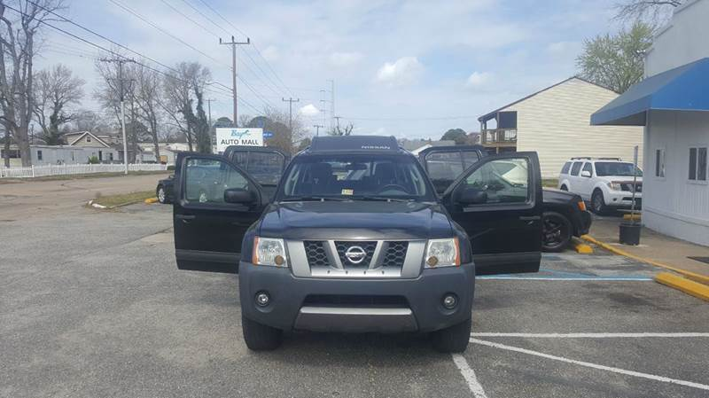 2005 Nissan Xterra SE 4WD 4dr SUV - Hampton VA