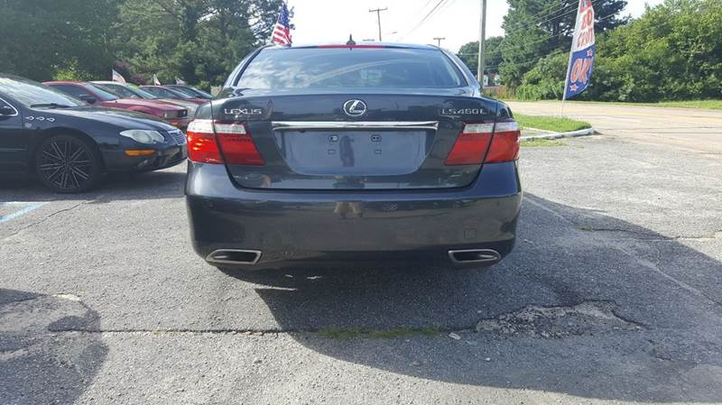 2008 Lexus LS 460 L 4dr Sedan - Hampton VA