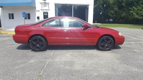 2001 Acura CL for sale in Hampton, VA