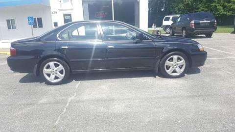 2002 Acura TL for sale in Hampton, VA