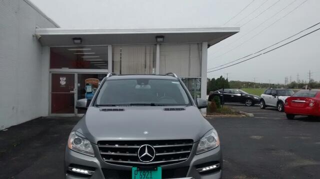 2015 Mercedes-Benz M-Class AWD ML 350 4MATIC 4dr SUV - Barrington IL