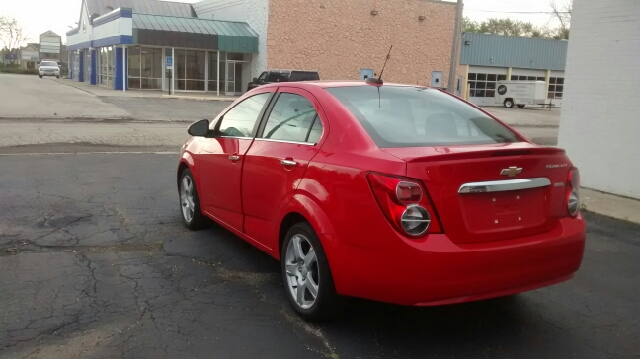 2015 Chevrolet Sonic LTZ Auto 4dr Sedan - Barrington IL