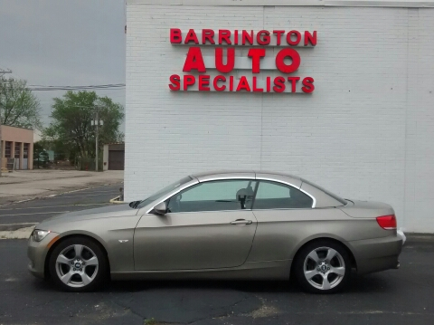 2007 BMW 3 Series for sale in Barrington, IL