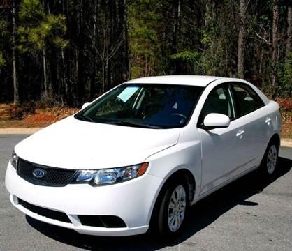 2010 Kia Forte for sale in Snellville, GA