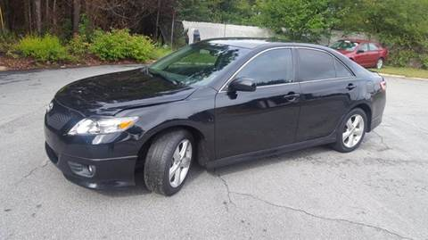2010 Toyota Camry for sale in Snellville, GA
