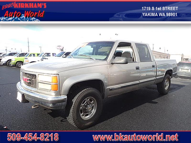 2000 GMC C/K 2500 Series for sale in Yakima, WA