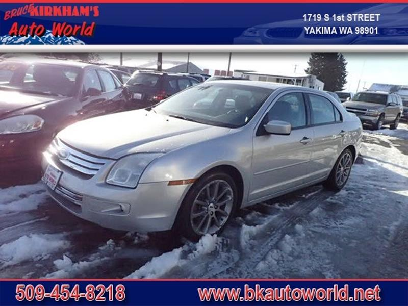 Ford fusion for sale in yakima wa for City motors of yakima