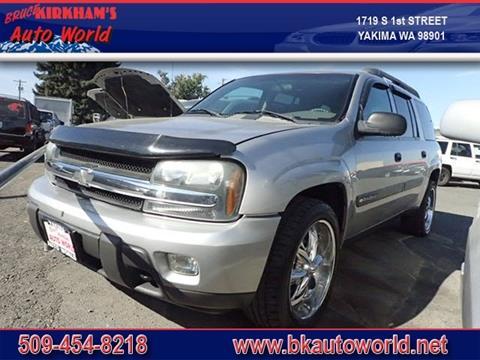 2004 Chevrolet TrailBlazer EXT for sale in Yakima, WA