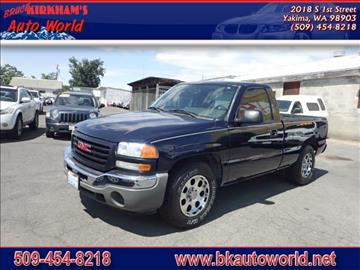 2006 GMC Sierra 1500 for sale in Yakima, WA