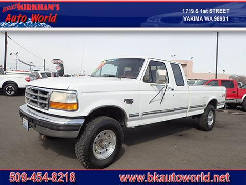 Jonesgruel 1995 Ford F250 Diesel For Sale