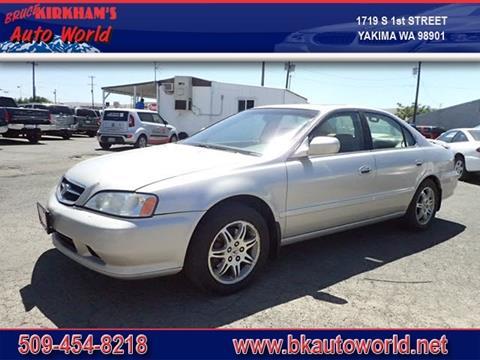 1999 Acura TL for sale in Yakima, WA