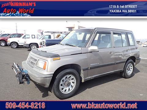 1998 Suzuki Sidekick for sale in Yakima, WA