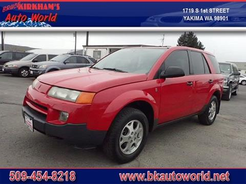 2002 Saturn Vue For Sale In Red Lion Pa Carsforsale