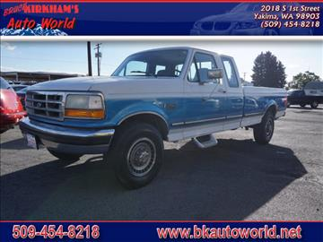 1994 Ford F-250 for sale in Yakima, WA