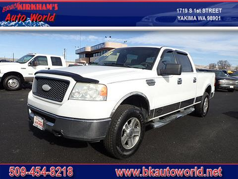 2006 Ford F-150 for sale in Yakima, WA