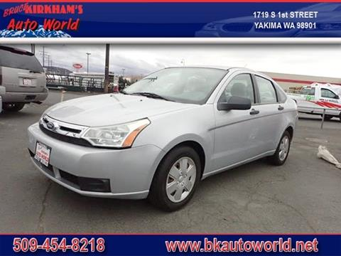 2008 Ford Focus for sale in Yakima, WA