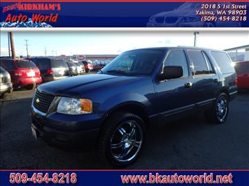 2004 Ford Expedition for sale in Yakima, WA