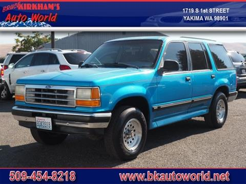 1993 Ford Explorer for sale in Yakima, WA