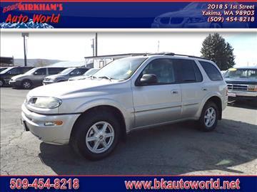 2004 Oldsmobile Bravada for sale in Yakima, WA