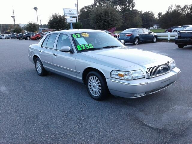 2007 mercury grand marquis ls 4dr sedan in fayetteville nc. Black Bedroom Furniture Sets. Home Design Ideas
