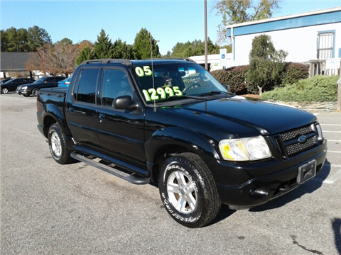 2005 Ford Explorer Sport Trac for sale in Fayetteville, NC