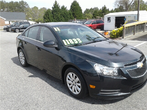 2011 Chevrolet Cruze for sale in Fayetteville, NC