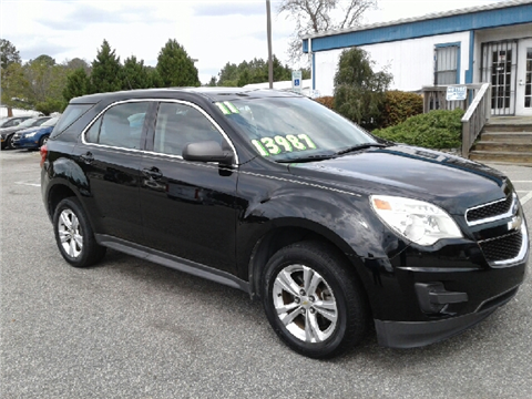 2011 Chevrolet Equinox for sale in Fayetteville, NC