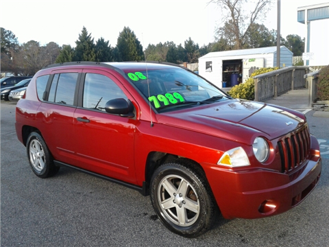 2008 Jeep Compass for sale in Fayetteville, NC