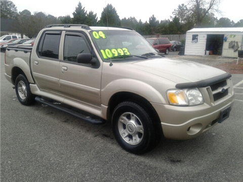 2004 Ford Explorer Sport Trac for sale in Fayetteville, NC