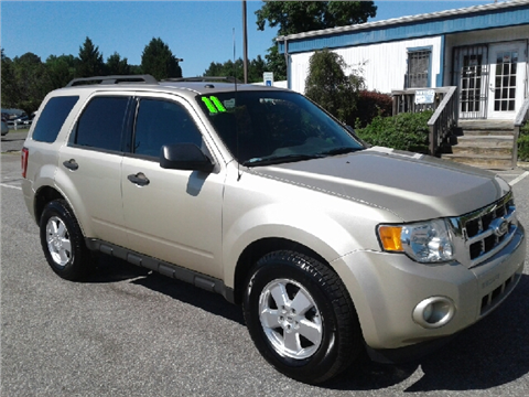 2011 Ford Escape for sale in Fayetteville, NC