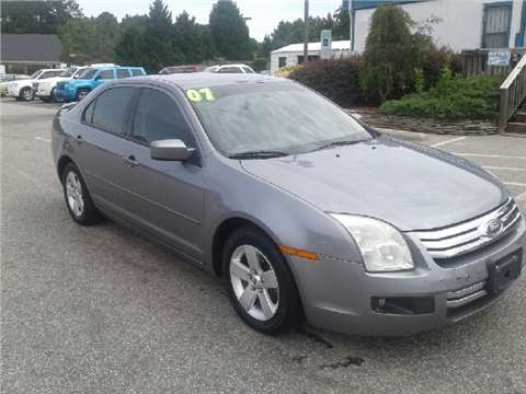 2007 Ford Fusion for sale in Fayetteville, NC